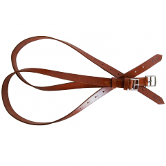 Stirrup Leather with buckle